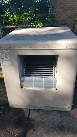 Ac unit !! Ducted Evaporative Cooler 5500 to 6500 cfm, 1200 to 1800 sq. ft. for Sale in Dearborn Heights, MI