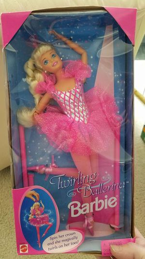Twirling Ballerina Barbie for Sale in Pennington, NJ