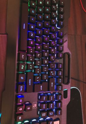 Gaming keyboard no mouse for Sale in Vancouver, WA
