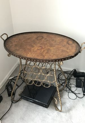 Bar cart for Sale in Chicago, IL