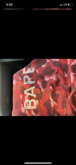 Bape large for Sale in Wilmington, CA