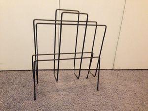 Wire magazine rack for Sale in Spokane, WA