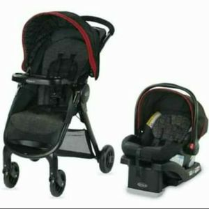 Graco Fast Action SE Travel Stroller System (New In Box) for Sale in Austin, TX