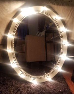 Mirror with lights for Sale in Santa Ana, CA