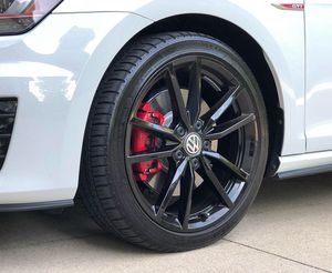 VW GTI RIMS & tires for Sale in WILOUGHBY HLS, OH