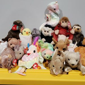 Ty Beanie Babies 1999 Set Of 20 for Sale in Norwalk, CA
