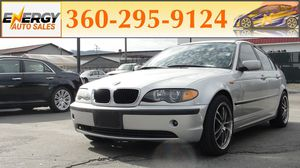 2002 BMW 3 Series for Sale in Monroe, WA