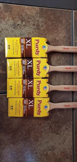 Purdy XL paint brushes for Sale in Los Angeles, CA
