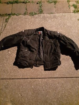 First Racing Motorcycle Jacket $40 FIRM for Sale in Cleveland, OH