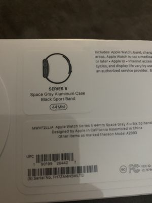 Apple Watch series 5 for Sale in Huntington Park, CA