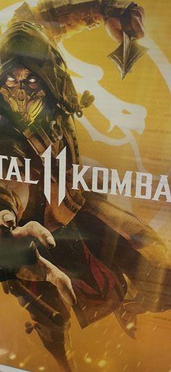 Mortal Kombat 11 Nintendo Switch Game (2019) for Sale in Waco,  TX