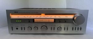 Vintage Akai FM/AM Stereo Receiver Model AA-R30 - TESTED WORKING for Sale in Pelham, NH
