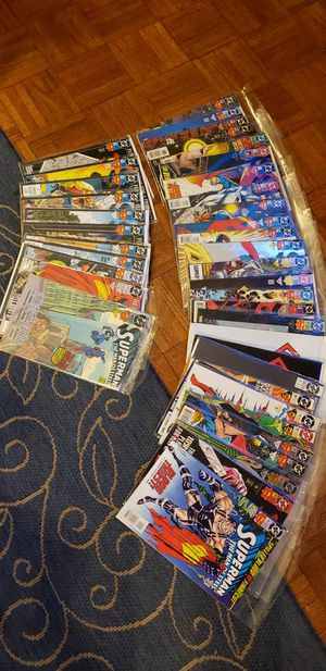 Comic Books - Superman and More for Sale in Washington, DC
