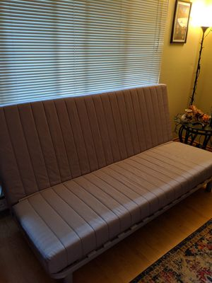 Ikea futon (frame + mattress + cover) for Sale in Seattle, WA