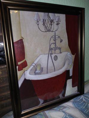 "Home Decor Bathroom 13"" x 16"" for Sale in Long Beach, CA"