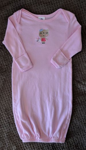 Gerber | pink bear sleep sack | 0-6 months for Sale in Virginia Beach, VA
