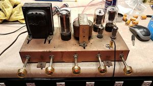 tube amplifier for Sale in Los Angeles, CA