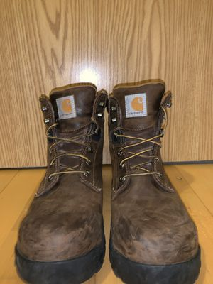 Men size 9: RUGGED FLEX® 6-INCH COMPOSITE TOE WORK BOOT for Sale in Portland, OR
