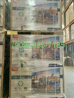 "65R613 65"" TCL UHD 4K SMART ROKU TV for Sale in El Monte, CA"