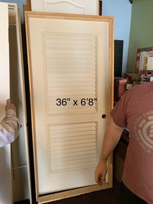 Brand New Doors (2 post of 3) for Sale in Rosemead, CA