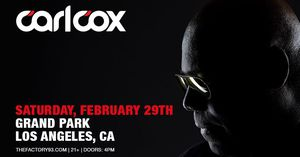 Carl Cox for Sale in Fontana, CA