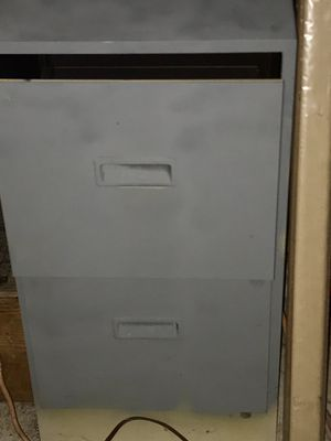 Metal Filing Cabinet for Sale in Weldon Spring, MO