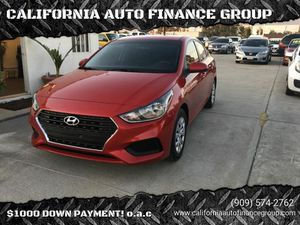 2018 Hyundai Accent for Sale in Fontana, CA