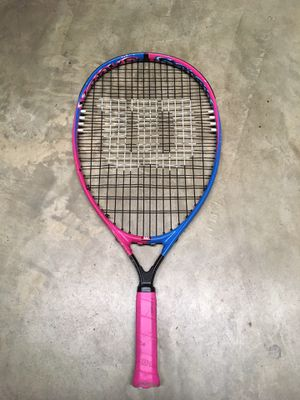 Wilson Children's Tennis Racket for Sale in High Point, NC