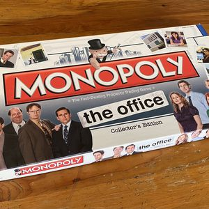 RARE The Office Monopoly Collector's Edition Board Game 2010 - 100% COMPLETE for Sale in San Diego, CA