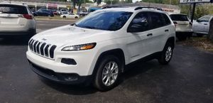 2015 Jeep Cherokee for Sale in Tampa, FL