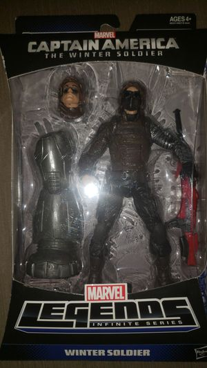 Marvel Legends Captain America Winter Soldier Mandroid for Sale in Chicago, IL