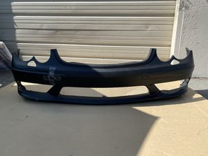 2003 - 2009 Mercedes CLK CLK320 CLK350 CLK550 CLK500 CLK55 CLK 63 W209 Duraflex AMG Look Front Bumper Cover (268) - Part # 103085 for Sale in City of Industry, CA