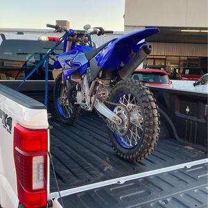 250X 2 Stroke YZ 2020 for Sale in Fresno, CA