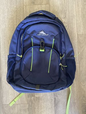 High Sierra backpack for Sale in Scottsdale, AZ