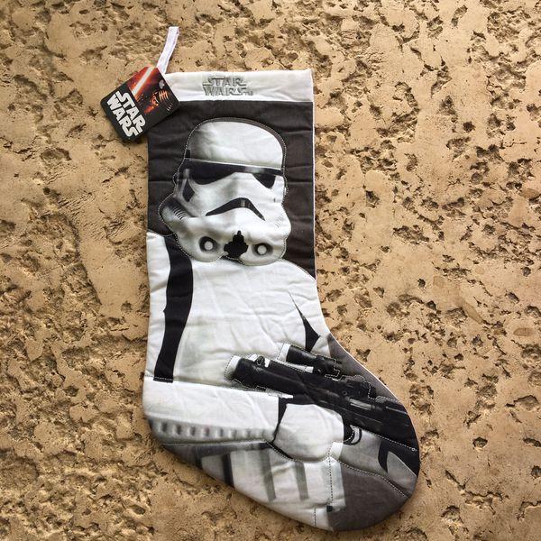 Star Wars Stormtrooper Christmas Stocking