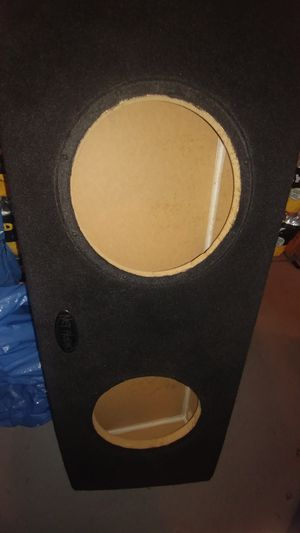 Speaker box for 10 inch speakers for Sale in Commerce, CA