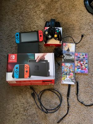 Nintendo switch for Sale in Metairie, LA