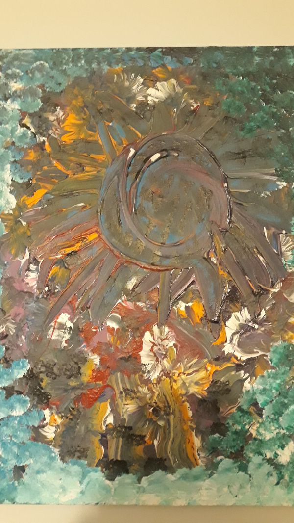 Abstract Painting (Original)