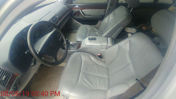 1997 Mercedes trade