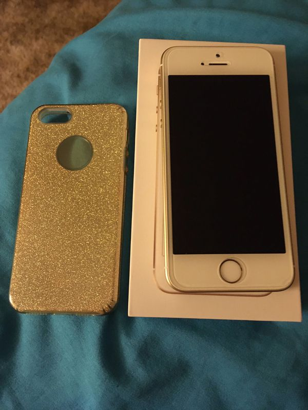 iPhone SE 32GB Gold Excellent Condition