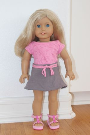 American Girl Doll, Blond Hair for Sale in San Diego, CA