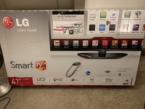 47 inch LED LG SMART TV for Sale in Rockville, MD