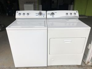 Kenmore washer & Gas dryer for Sale in Pasadena, TX