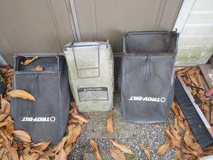 lawn mower bags for Sale in Marysville, WA