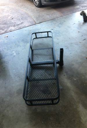 Tow hitch luggage carrier for Sale in Montebello, CA