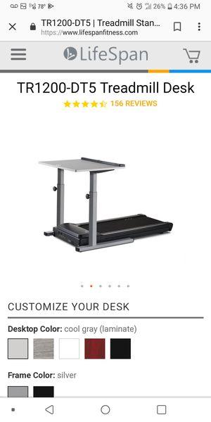 Lifespan desk treadmill for Sale in Pueblo, CO
