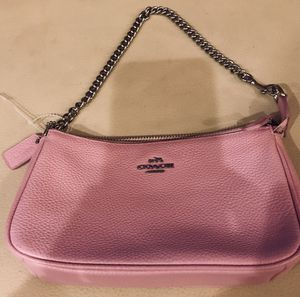 Pretty Lil mini Coach purse, authentic for Sale in Colesville, MD