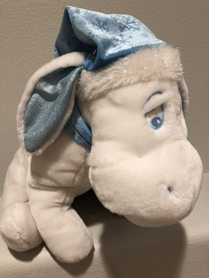 "Disney Store Snowflake Eeyore 15"" Plush for Sale in Woodinville, WA"