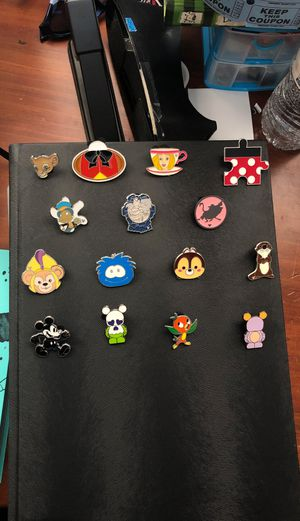 Disney pins for Sale in Trenton, NJ