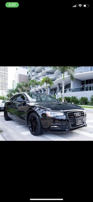 2013 Audi A5 Coupe for Sale in Florida City, FL